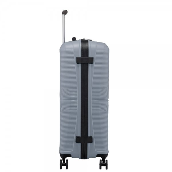 American Tourister Airconic Spinner 67 cool grey Harde Koffer van Polypropyleen