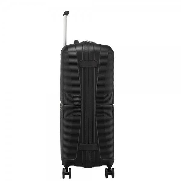 American Tourister Airconic Spinner 67 onyx black Harde Koffer van Polypropyleen