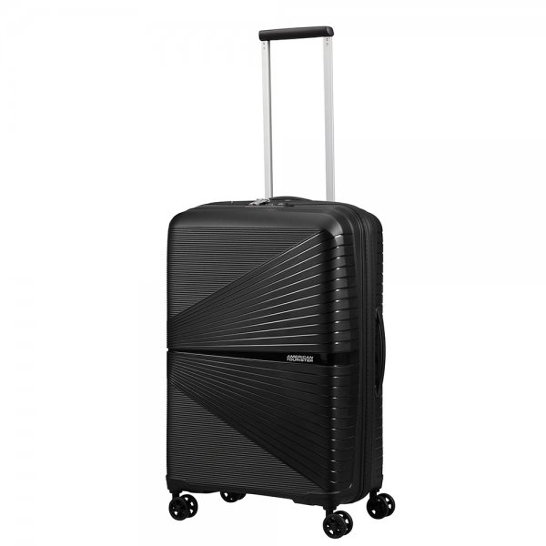 American Tourister Airconic Spinner 67 onyx black Harde Koffer