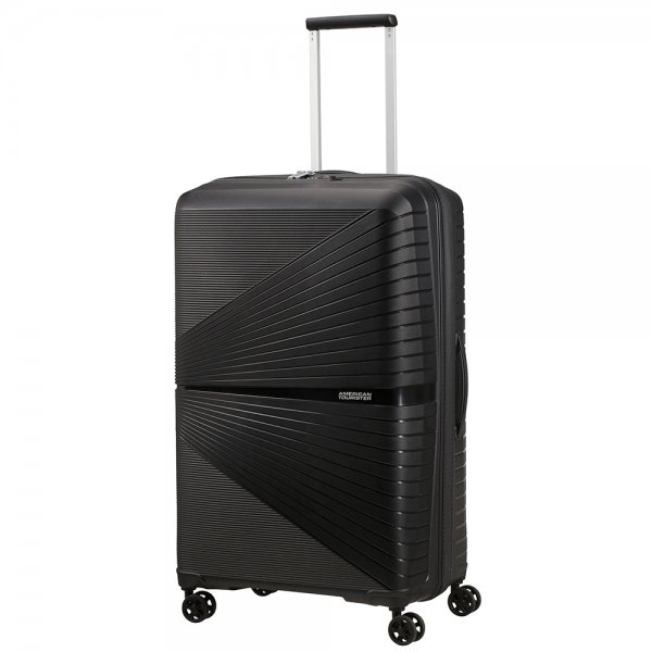 American Tourister Airconic Spinner 77 onyx black Harde Koffer
