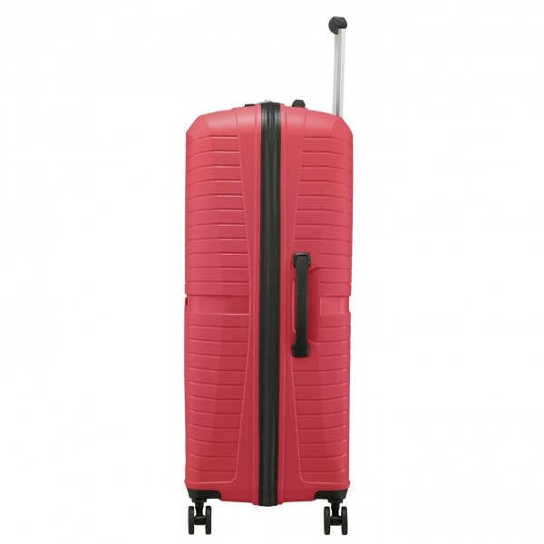 American Tourister Airconic Spinner 77 paradise pink Harde Koffer van Polypropyleen