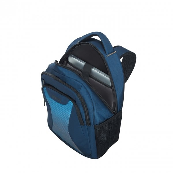 American Tourister At Work Laptop Backpack 15.6'' Gradient blue gradation backpack van Polyester