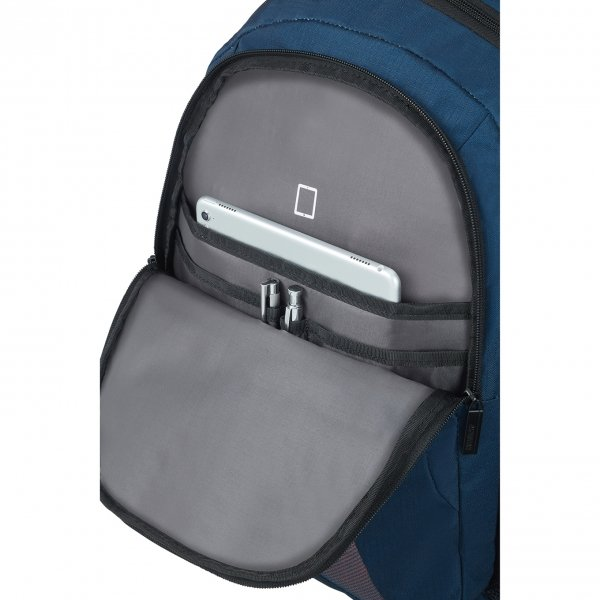 American Tourister At Work Laptop Backpack 15.6'' Gradient blue gradation backpack