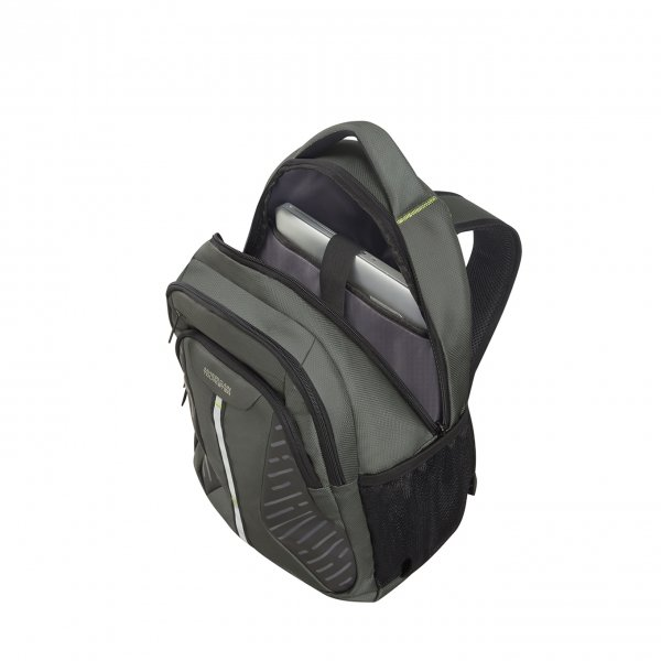 American Tourister At Work Laptop Backpack 15.6'' Reflect shadow grey backpack van Polyester