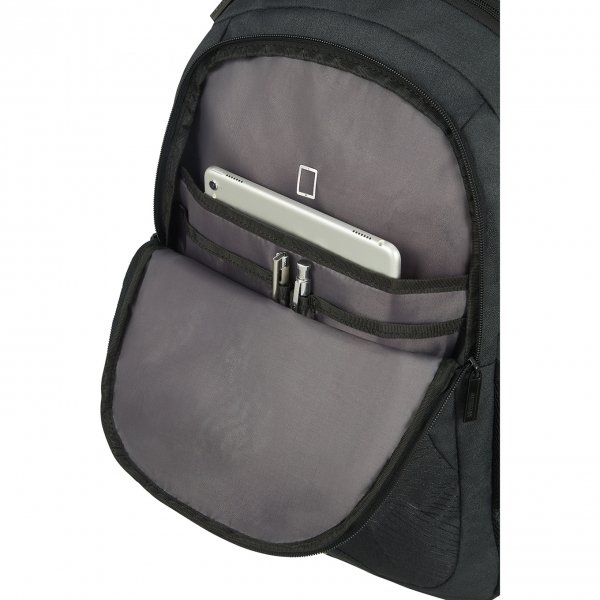American Tourister At Work Laptop Backpack 15.6'' Thread cool grey backpack