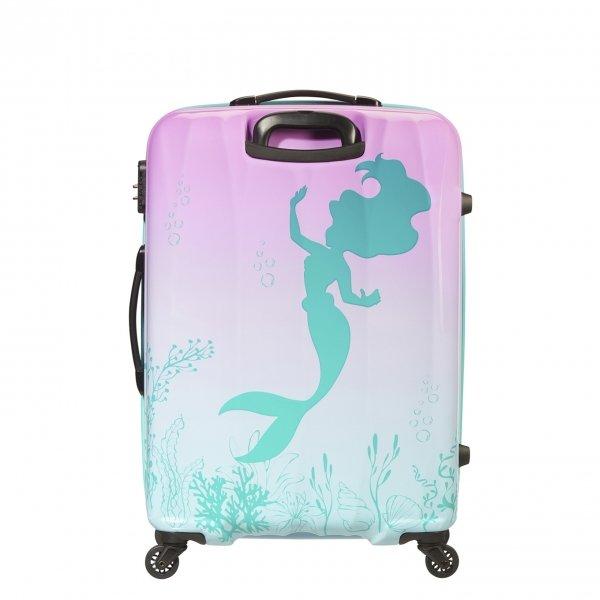 American Tourister Disney Legends Spinner 75 Alfatwist the little mermaid Harde Koffer van Polycarbonaat
