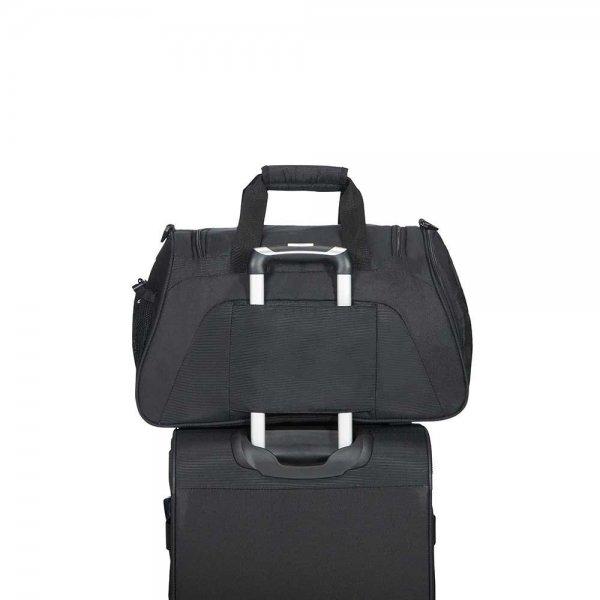 American Tourister Road Quest Sportsbag solid black Weekendtas van Polyester