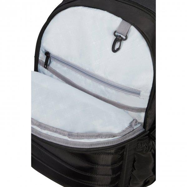 American Tourister Urban Groove UG9 Laptop Backpack 14'' black backpack van Polyester