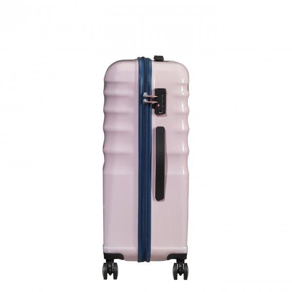 American Tourister Wavebreaker Disney Spinner 67 minnie darling pink Harde Koffer van ABS