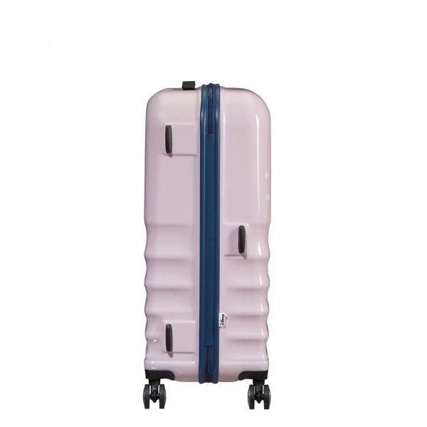 American Tourister Wavebreaker Disney Spinner 67 minnie darling pink Harde Koffer