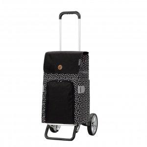 Andersen Alu Star Shopper Mara black Trolley