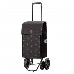 Andersen Quattro Boodschappentrolley Ando anthracite Trolley