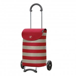 Andersen Scala Boodschappentrolley IDA red Trolley