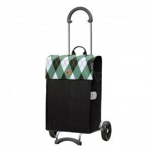 Andersen Scala Shopper Anea green Trolley
