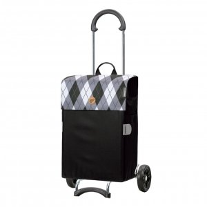 Andersen Scala Shopper Anea grey Trolley