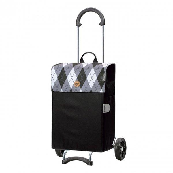 Andersen Scala Shopper Anea grey Trolley