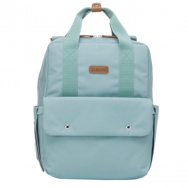 Babymel Georgi Convertible Backpack aqua Luiertas