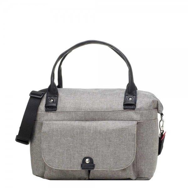 Babymel Jade Diaper Bag grey Luiertas