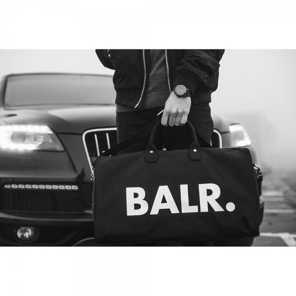 Balr. U-Series Duffle Bag black Weekendtas