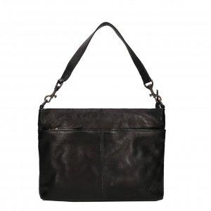Bear Design Callisto Pelle Handtas zwart