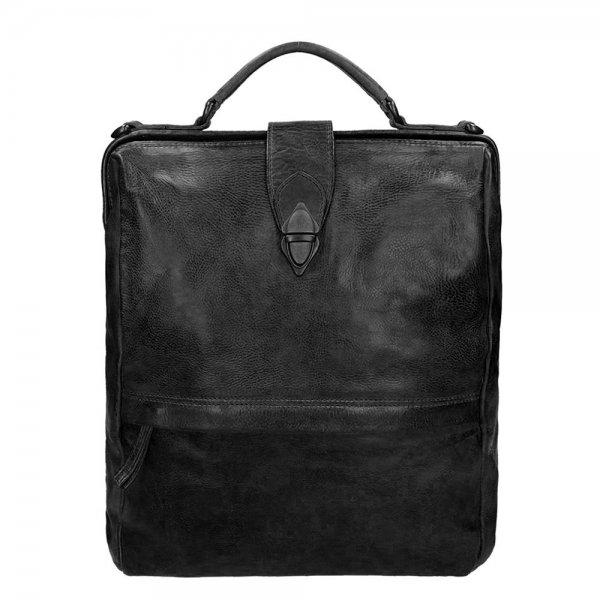 Bear Design Cow Lavato Backpack black Damestas