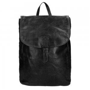 Bear Design Cow Lavato Backpack black3 Damestas