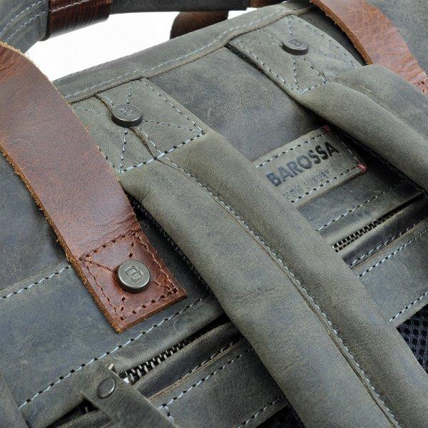 Berba Ruvido Laptop Rugzak military backpack van Katoen