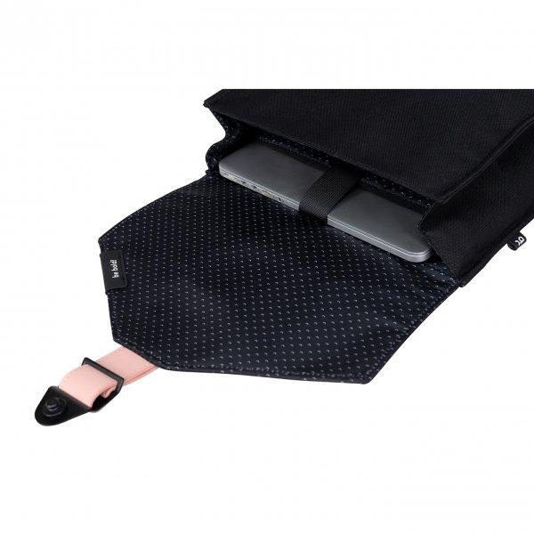Bold Banana Original Backpack black flamingo backpack van Polyester