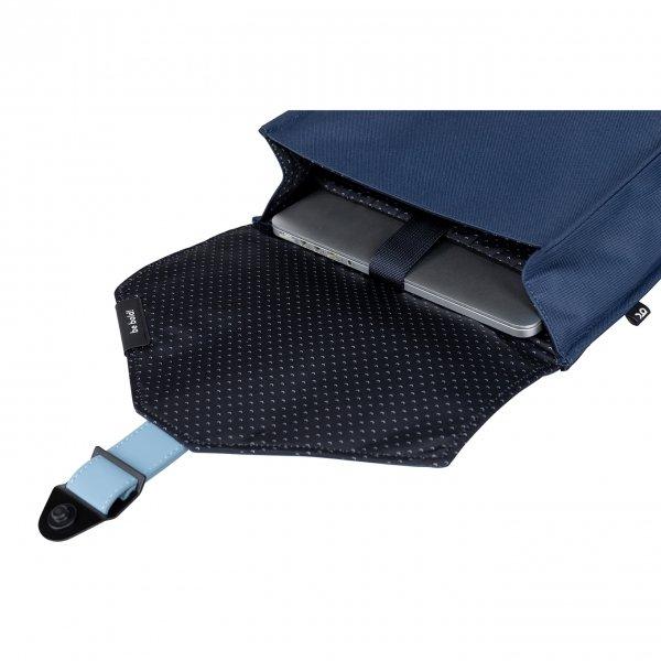 Bold Banana Original Backpack blue dove backpack van Polyester