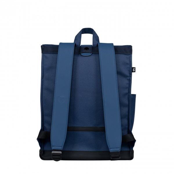 Bold Banana Original Backpack bubbling blue backpack van Polyester