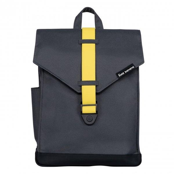 Bold Banana Original Backpack grey lightning backpack