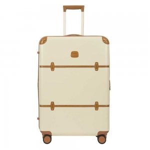 Bric's Bellagio Trolley L cream Harde Koffer