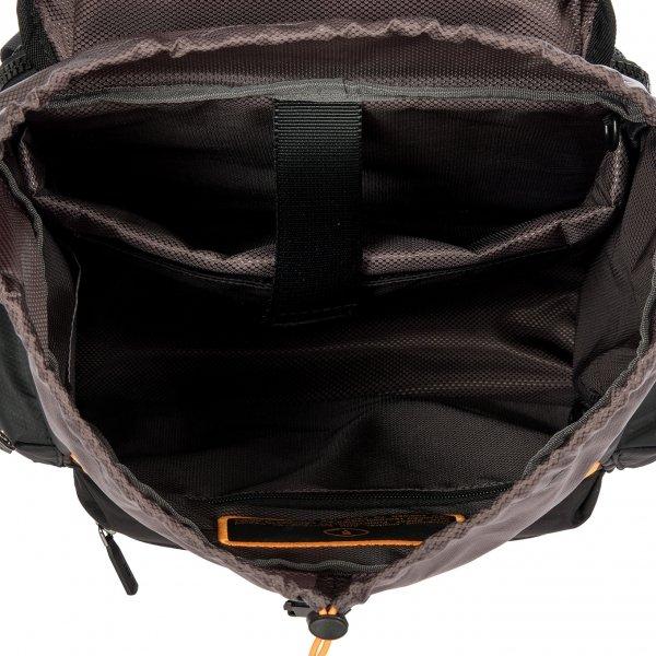 Bric's Eolo Explorer L Backpack black backpack van Polyester