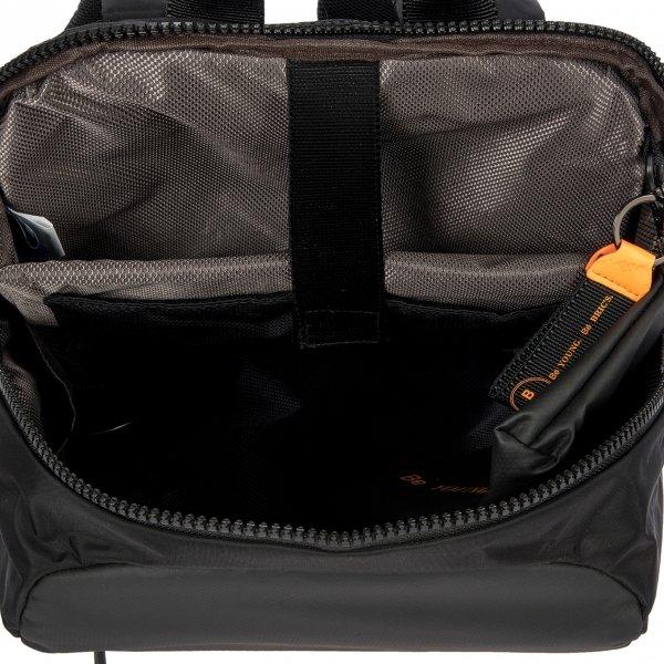 Bric's Eolo Urban Backpack black backpack van Polyester