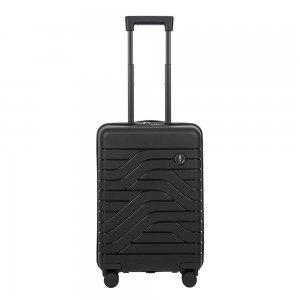 Bric's Ulisse Trolley 55 USB black Harde Koffer