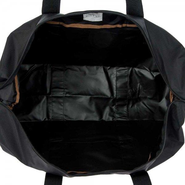 Bric's X-Bag Holdall Big black Weekendtas van Nylon
