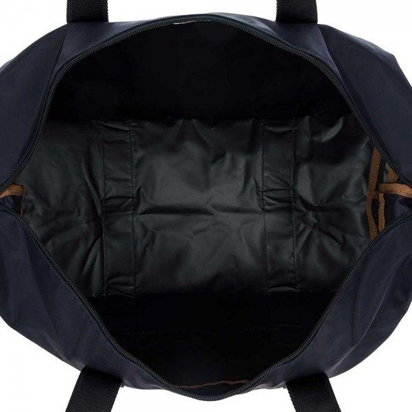 Bric's X-Bag Holdall Medium ocean blue Weekendtas van Nylon