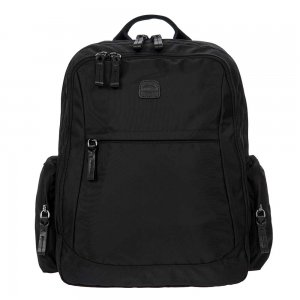 Bric's X-Travel Backpack black backpack