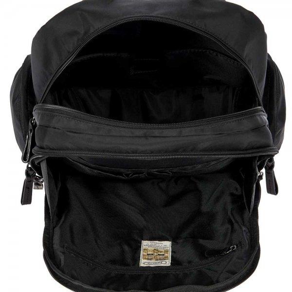 Bric's X-Travel Backpack black backpack van Nylon