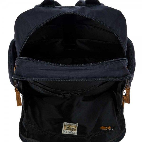 Bric's X-Travel Backpack ocean blue backpack van Nylon