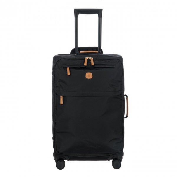 Bric's X-Travel Trolley 65 black Zachte koffer