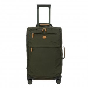 Bric's X-Travel Trolley 65 olive II Zachte koffer
