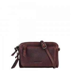 Burkely Antique Avery Mini Bag brown Damestas