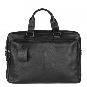 "Burkely Antique Avery Workbag 15.6"" black"