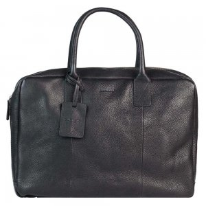 """Burkely Antique Avery Worker 15.6"""" black"""