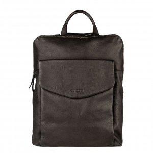 Burkely Just Jackie Backpack crossover black backpack