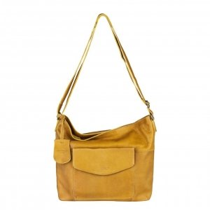 Burkely Just Jackie Crossover hobo yellow