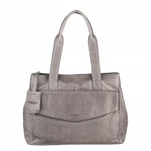 Burkely Just Jackie Handbag M grey