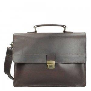 Burkely Vintage Dean Briefcase brown Aktetas