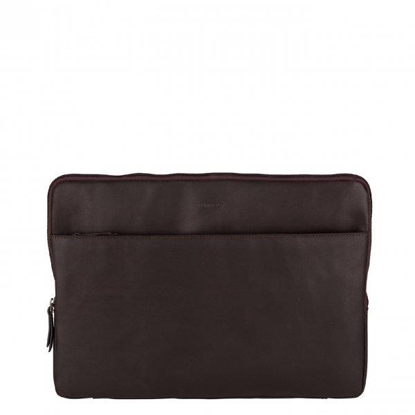 Burkely Vintage Josh Laptopsleeve 15.6'' brown Laptopsleeve